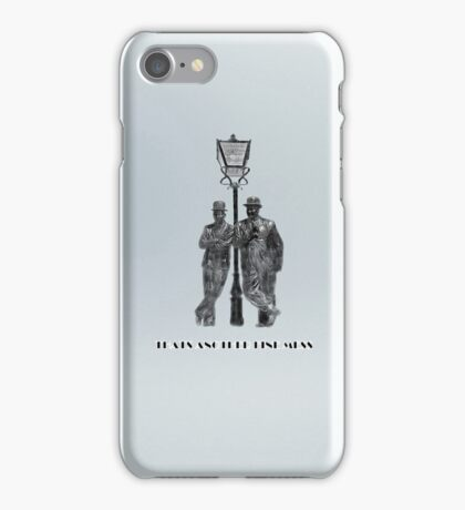ANOTHER FINE MESS iPHONE CASE iPhone Case/Skin