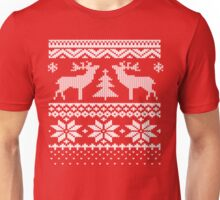 Ugly Sweater Christmas T Shirt Unisex T-Shirt