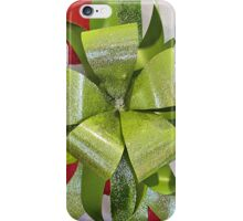 Holiday Bow iPhone Case iPhone Case/Skin