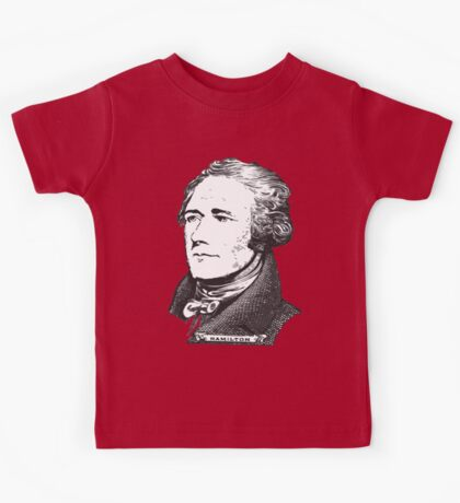 Alexander Hamilton Kids Tee