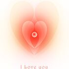 I Love You by Stephanie Hymas