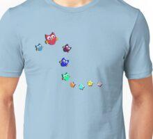 Trail of owls Unisex T-Shirt