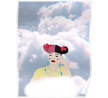 Melanie Martinez Clouds Poster