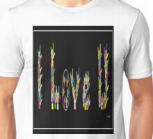 I LOVE U Unisex T-Shirt