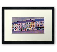 Irish Street IV Framed Print