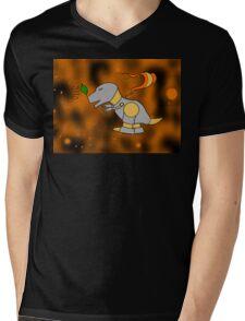 Leave on the Wind 2.0 Mens V-Neck T-Shirt