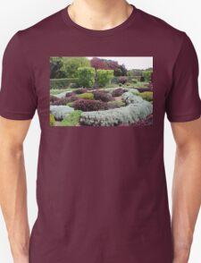The Herbal Knot Garden at Filoli Unisex T-Shirt