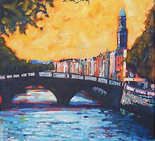 Father Mathew Bridge. Dublin by eolai