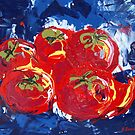 Tomatoes by Alena  Samsonov