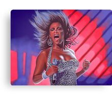 Beyonce painting Canvas Print
