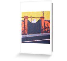 Guinness Gate, Dublin Greeting Card