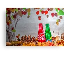 Coke & Sprite Canvas Print