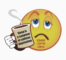 Zombie  Coffee Crew - Deprivation by fsmooth