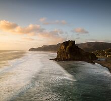 View from the top , Piha by earlcooknz