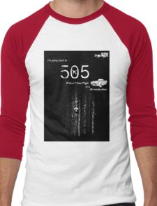 505 Arctic Monkeys Men's Baseball ¾ T-Shirt
