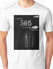 505 Arctic Monkeys Unisex T-Shirt