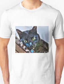 Black Cat T-Shirt