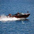 Cruising the Lake by John Schneider