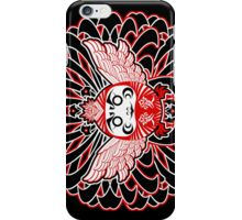 Darumagaruda iPhone Case/Skin