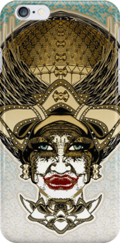 The Viscountess Olga Pavlova  by kenniebowen