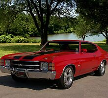 1971 Chevelle SS 454 by TeeMack