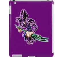 Dark Magician Render (2) - Yugioh! iPad Case/Skin