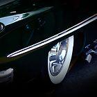 Americana Classic Cars by Artist Dapixara