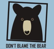DON'T BLAME THE BLACK BEAR Kids Clothes