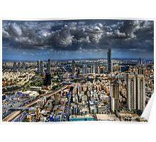 Tel Aviv Love Poster