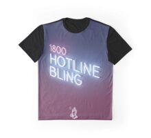 Hotline Bling - Drake Graphic T-Shirt