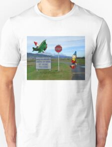 Noddy and Big Ears at the Airport T-Shirt