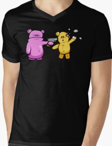 Drop Dead Ted Mens V-Neck T-Shirt