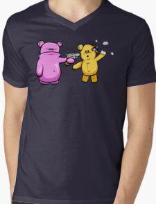 Drop Dead Ted Mens V-Neck T-Shirt
