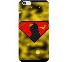 Batman V Superman 2.0 iPhone Case/Skin