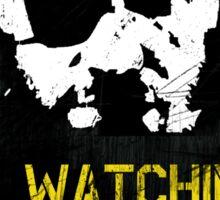 The Phantom Pain Big Boss is Watching You Sticker