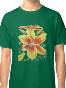 Jersey Lily Classic T-Shirt