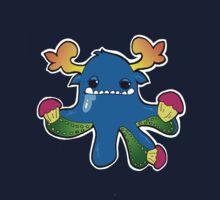 monsters and cupcakes  Kids Tee