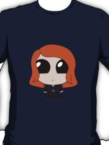 Chibi Black Widow T-Shirt