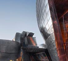Guggenheim View by Unai Ileaña