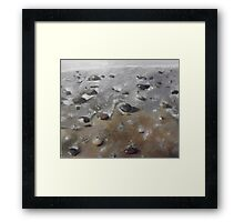 Spurn Point Beach Framed Print
