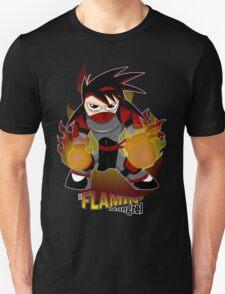 The Flamin Mongrel T-Shirt