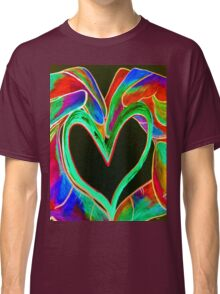Universal Sign for LOVE Classic T-Shirt