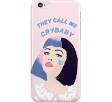 Melanie Martinez Cry Baby iPhone Case/Skin