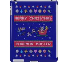 Pokemon Christmas  iPad Case/Skin