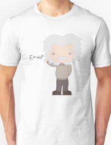 Excuse Me While I Science: Albert Einstein - E=mc² Equation Unisex T-Shirt