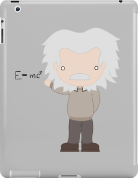 Excuse Me While I Science: Albert Einstein - E=mc² Equation by AlexNoir