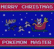 Pokemon Christmas  by LuisIPT