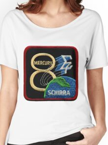 Mercury-Atlas 8 (Sigma 7) Mission Logo Women's Relaxed Fit T-Shirt
