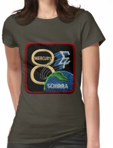 Mercury-Atlas 8 (Sigma 7) Mission Logo Womens Fitted T-Shirt