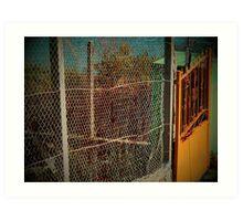 Postcard Series #1 Galicia Art Print